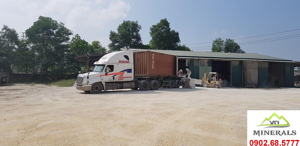Một số hình ảnh nhà máy sản xuất Khoáng sản Việt Nam
