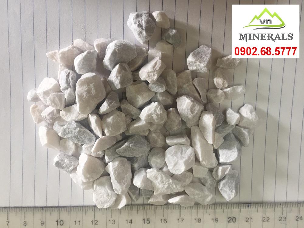 đá hạt 5mm-8mm