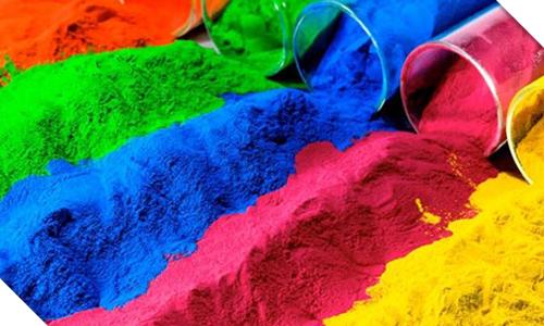 Bột màu dùng trong sản xuất Gạch