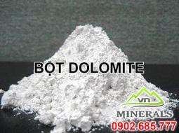 Dolomite dùng cho thủy sản